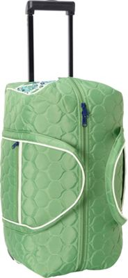 cinda b Rolly 21 inch Carry-On Verde Bonita - cinda b Softside Carry-On