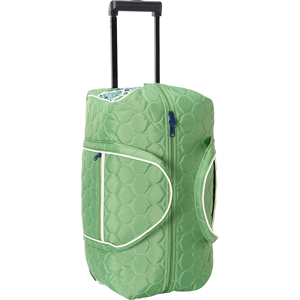 cinda b Rolly 21 Carry On Verde Bonita cinda b Softside Carry On