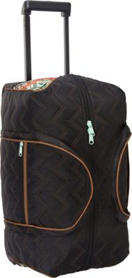 cinda b Rolly 21 inch Carry-On Ravinia Black - cinda b Softside Carry-On