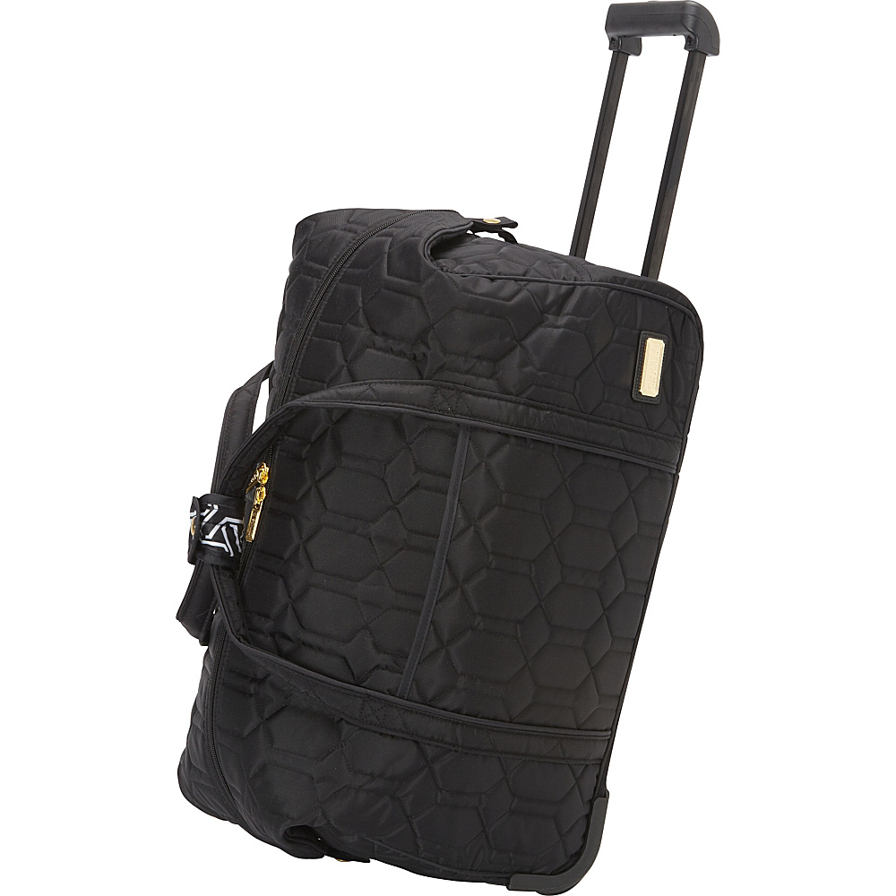 cinda b Rolly 21 Carry On Noir cinda b Softside Carry On