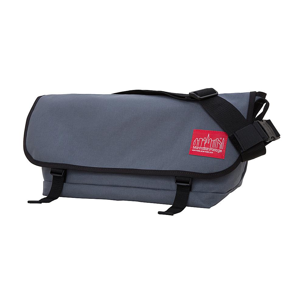 Manhattan Portage Straphanger Messenger (LG) Gray - Manhattan Portage Messenger Bags - Work Bags & Briefcases, Messenger Bags