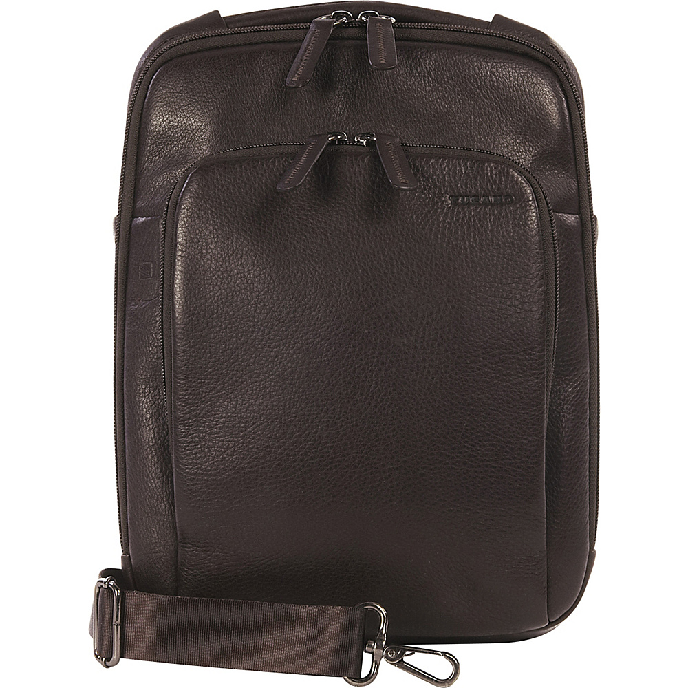 Tucano One Premium Tablet Shoulder Bag Brown Tucano Other Men s Bags
