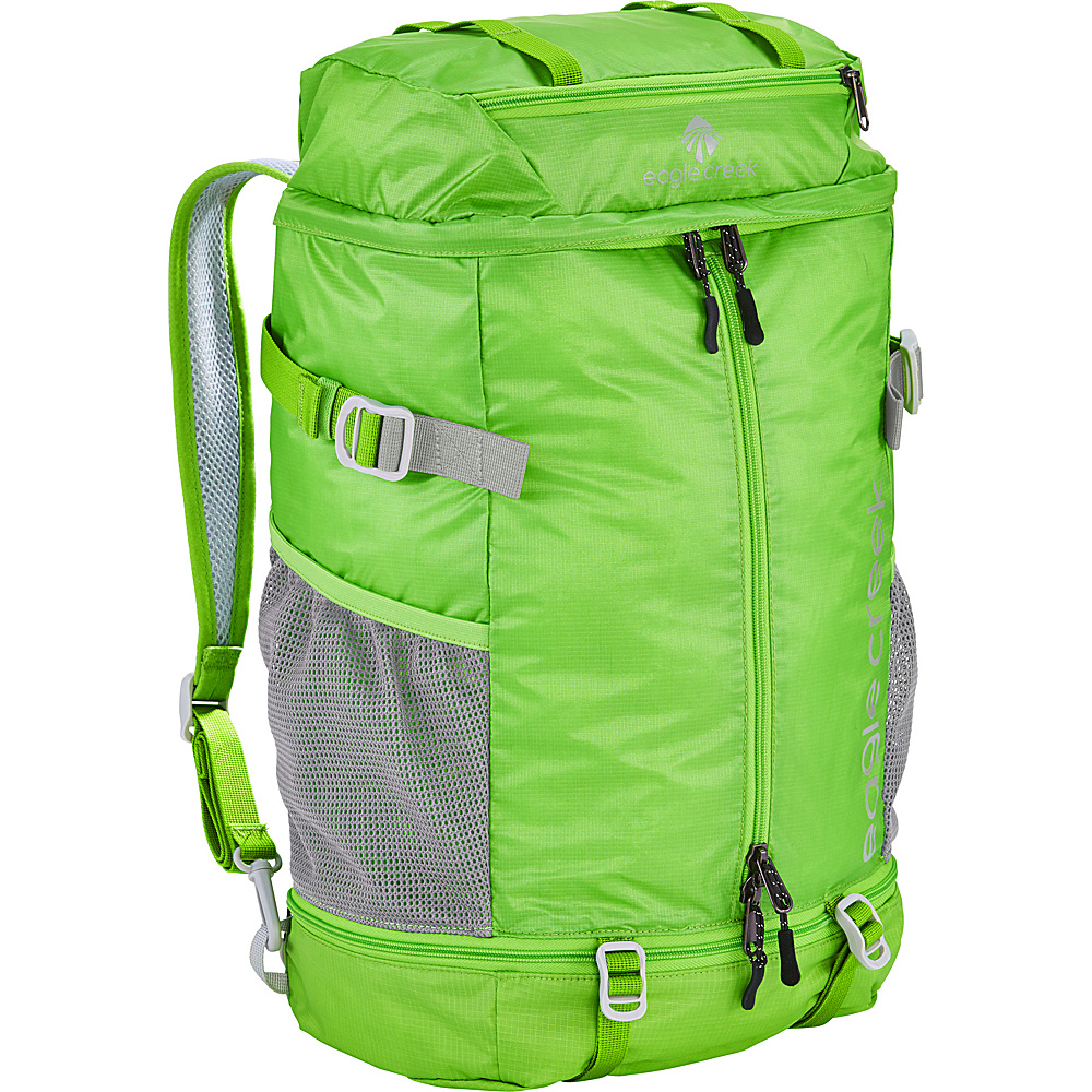 Eagle Creek 2-in-1 Backpack/Duffel Mantis Green - Eagle Creek Lightweight packable expandable bags