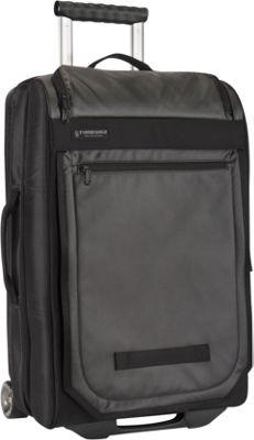 Timbuk2 22 inch Copilot Luggage Roller Black - Timbuk2 Kids' Luggage
