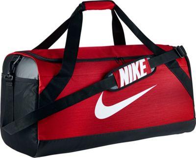 Nike Brasilia 6 Large Duffel University Red/Black/White - Nike Gym Duffels