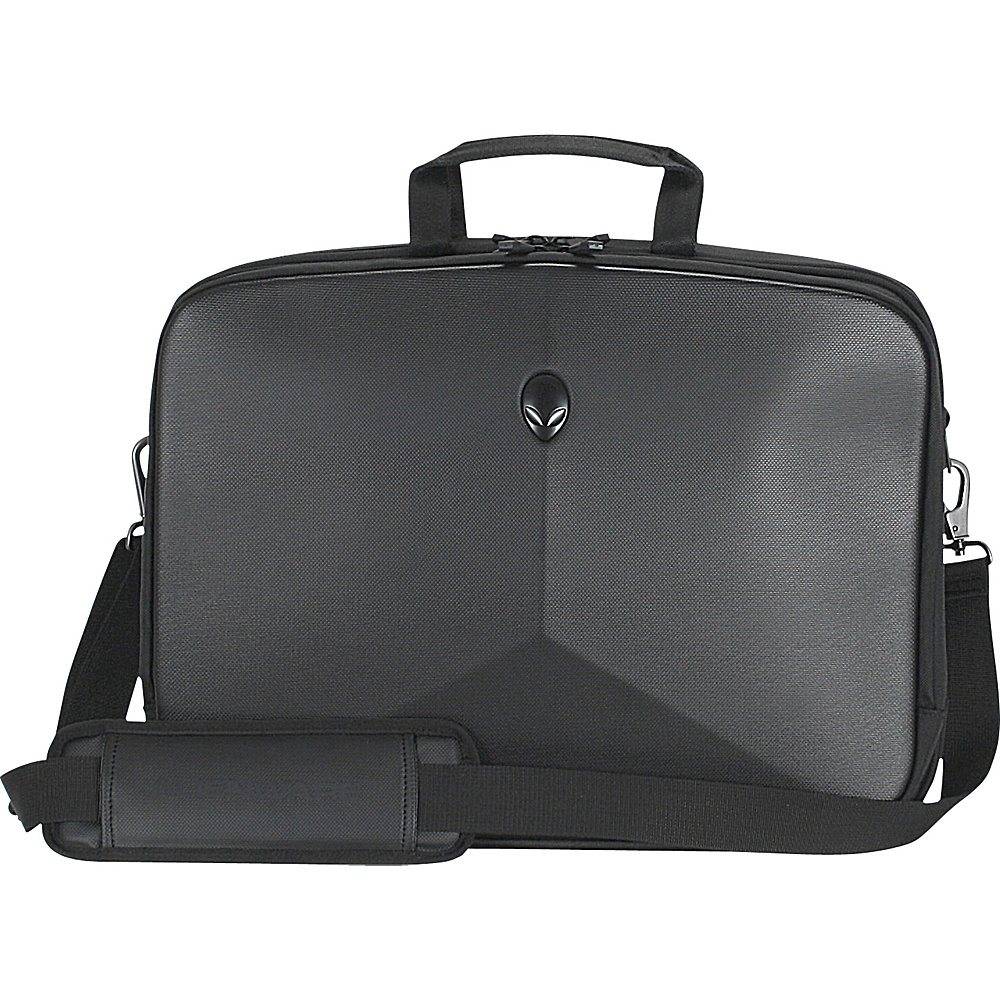 "Mobile Edge Alienware Vindicator Briefcase - 18"" Black - Mobile Edge Non-Wheeled Computer Cases"