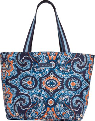 Vera Bradley Large Family Tote Marrakesh - Vera Bradley Fabric Handbags
