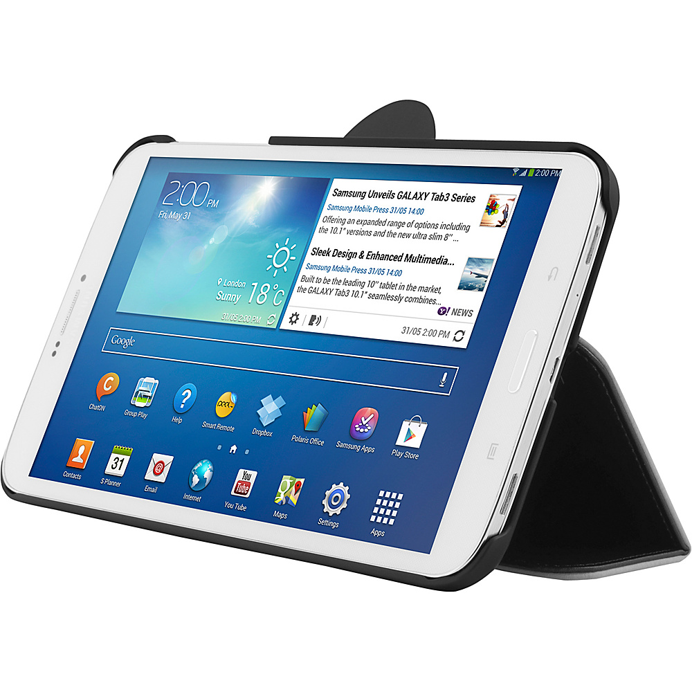 Incipio Lexington for Samsung Galaxy Tab 3 8.0 Black - Incipio Electronic Cases - Technology, Electronic Cases
