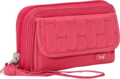 Lug Kickflip Convertible Wallet Rose - Lug Women's Wallets
