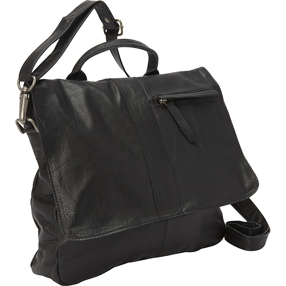 Sharo Leather Bags Black Leather Cross Body Bag Black Sharo Leather Bags Leather Handbags