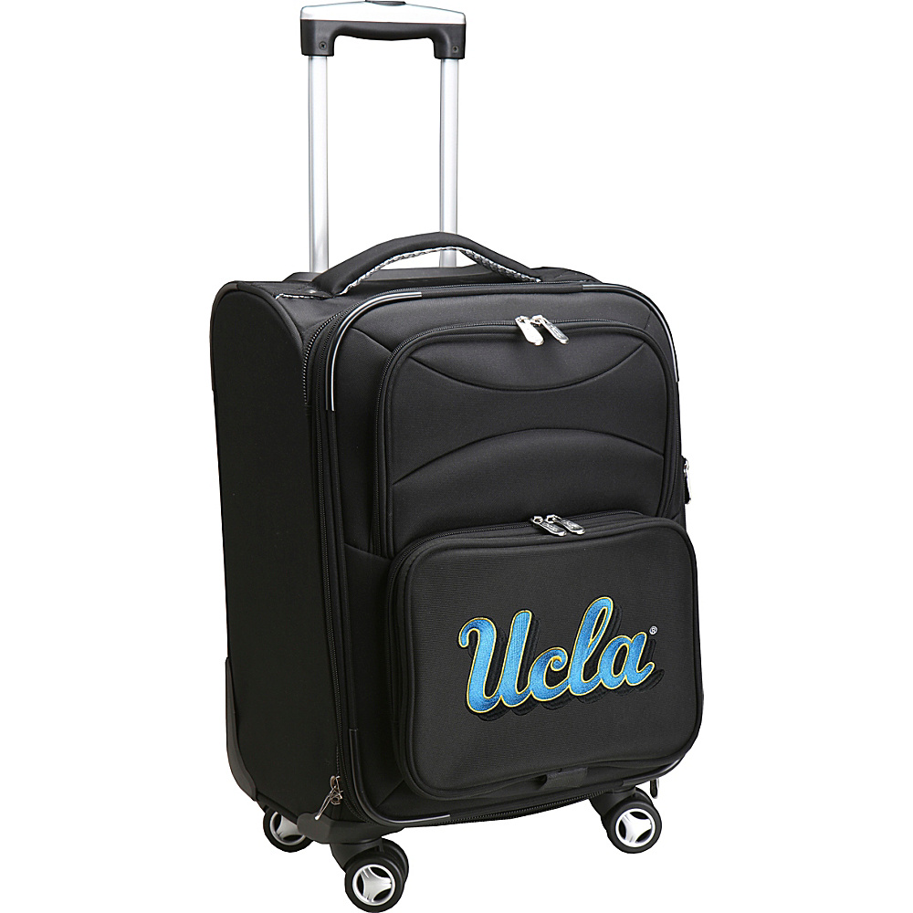 Denco Sports Luggage NCAA 20 Domestic Carry-On Spinner University of California, Los Angeles Bruins - Denco Sports Luggage Softside Carry-On - Luggage, Softside Carry-On