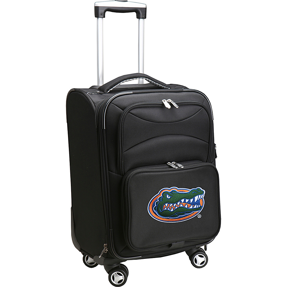 Denco Sports Luggage NCAA 20 Domestic Carry-On Spinner University of Central Florida Knights - Denco Sports Luggage Softside Carry-On - Luggage, Softside Carry-On