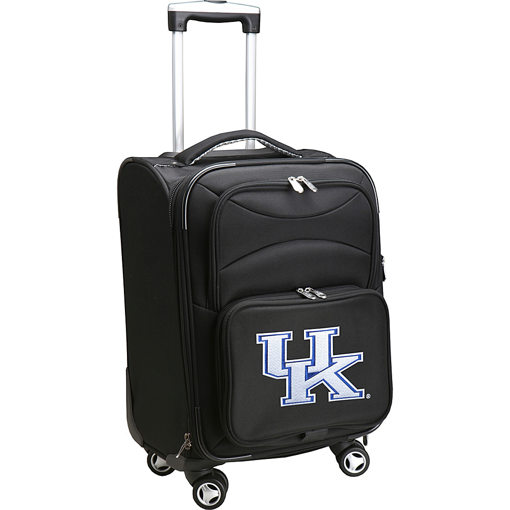 Denco Sports Luggage NCAA 20 Domestic Carry-On Spinner University of Kentucky Wildcats - Denco Sports Luggage Softside Carry-On - Luggage, Softside Carry-On