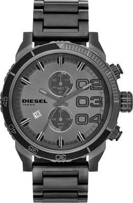 Diesel Watches Diesel Watches Franchise 2.0 Men's Watch Gunmetal - Diesel Watches Watches