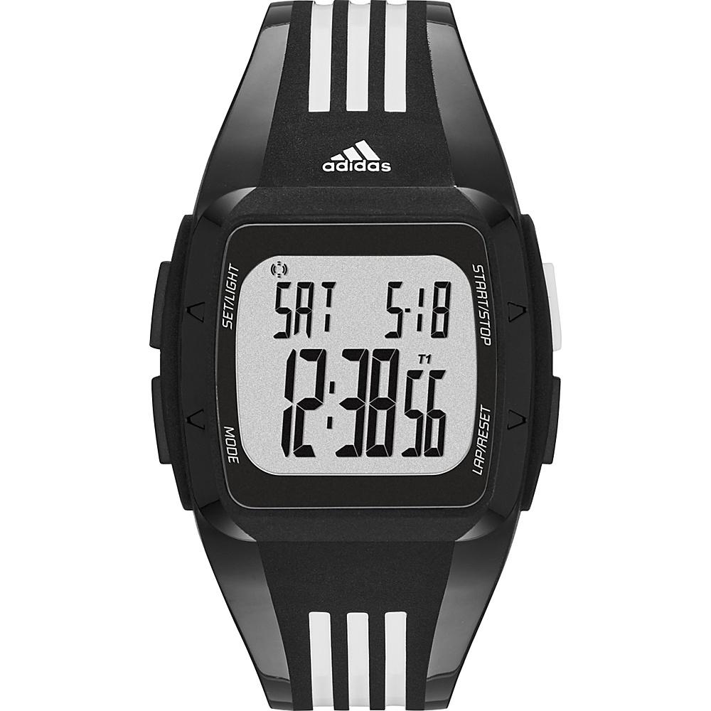 adidas watches Duramo Unisex Watch Black with Grey - adidas watches Watches