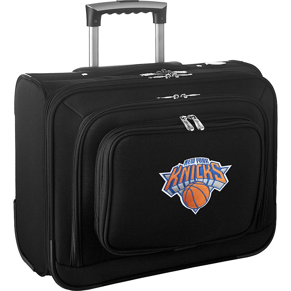 Denco Sports Luggage NBA 14 Laptop Overnighter New York Knicks - Denco Sports Luggage Wheeled Business Cases - Work Bags & Briefcases, Wheeled Business Cases