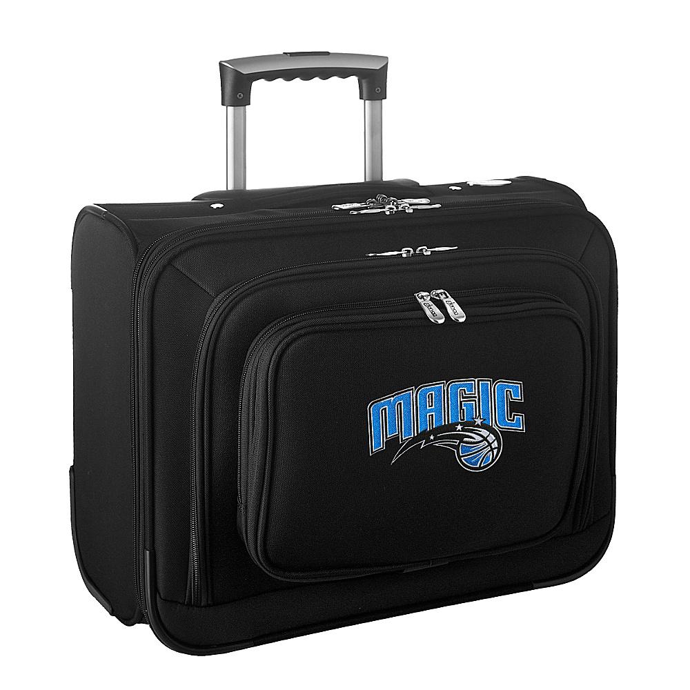Denco Sports Luggage NBA 14 Laptop Overnighter Orlando Magic - Denco Sports Luggage Wheeled Business Cases - Work Bags & Briefcases, Wheeled Business Cases