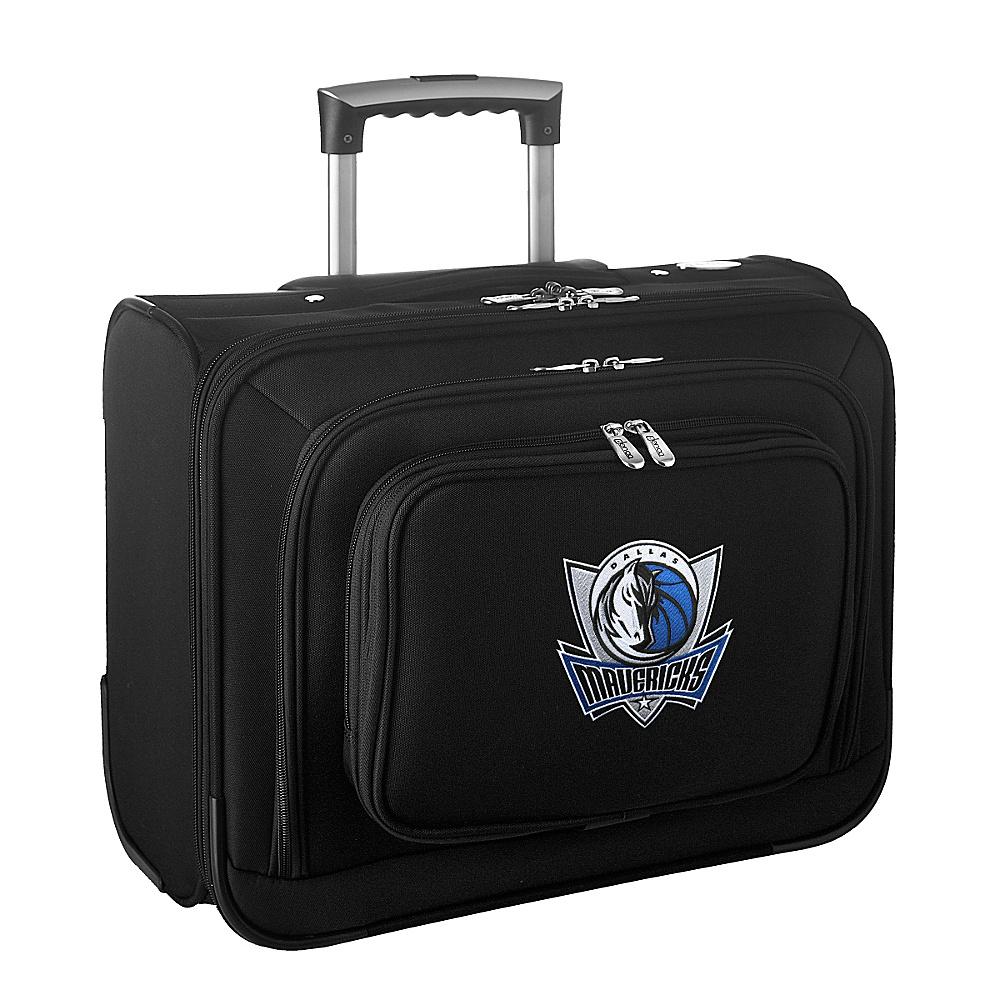 Denco Sports Luggage NBA 14 Laptop Overnighter Dallas Mavericks - Denco Sports Luggage Wheeled Business Cases - Work Bags & Briefcases, Wheeled Business Cases