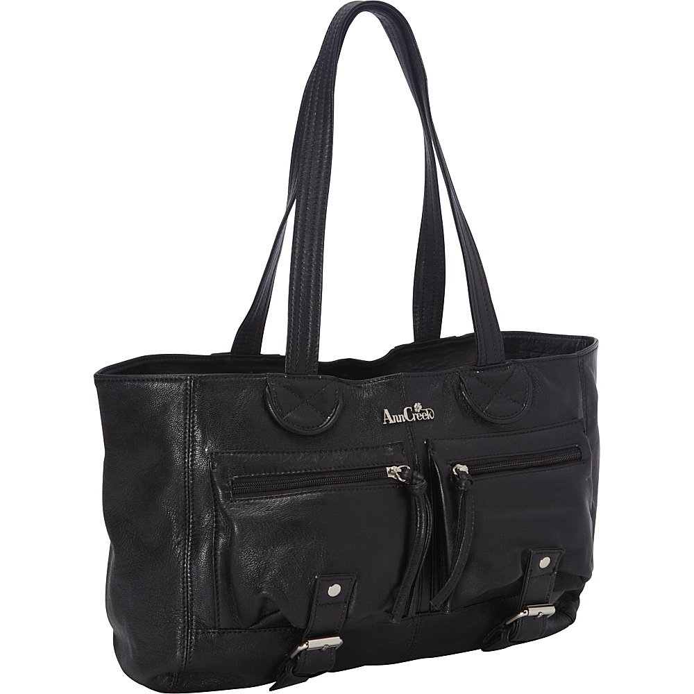 Ann Creek Beatty Bag Black Ann Creek Manmade Handbags