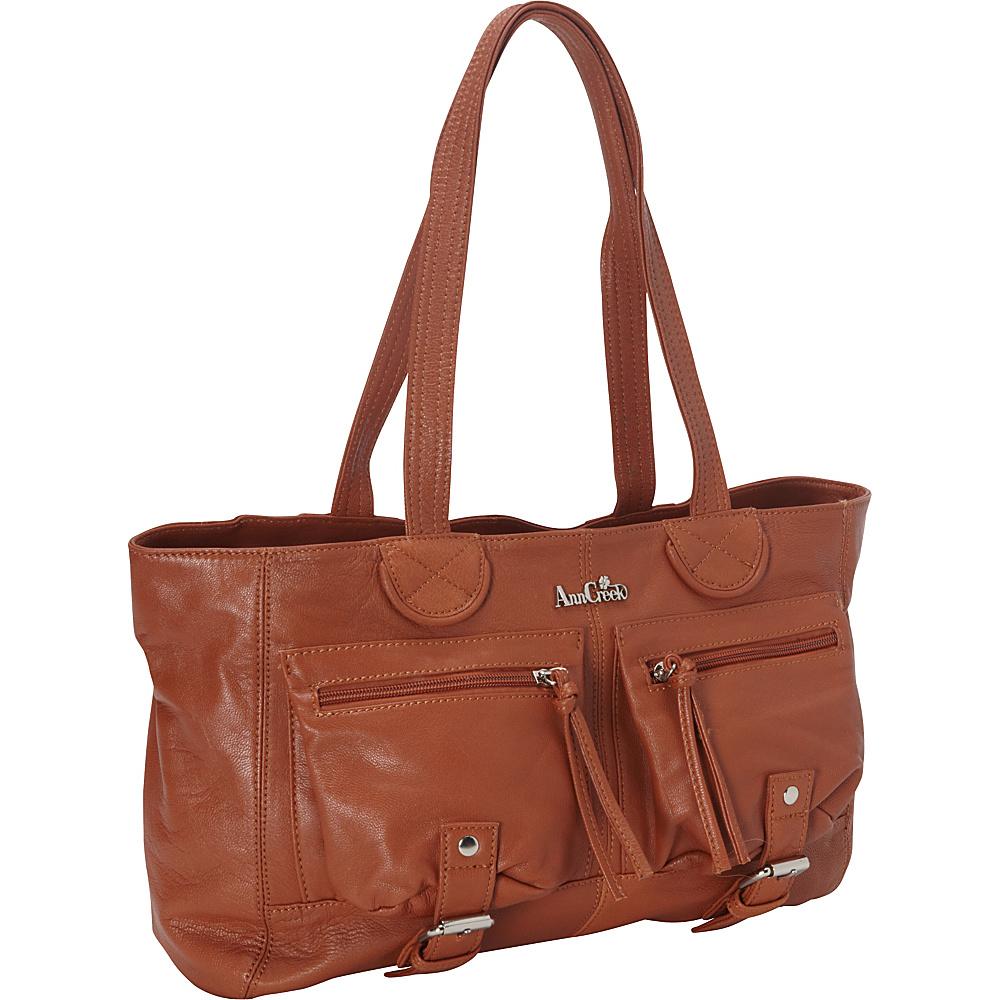 Ann Creek Beatty Bag Tan Ann Creek Manmade Handbags