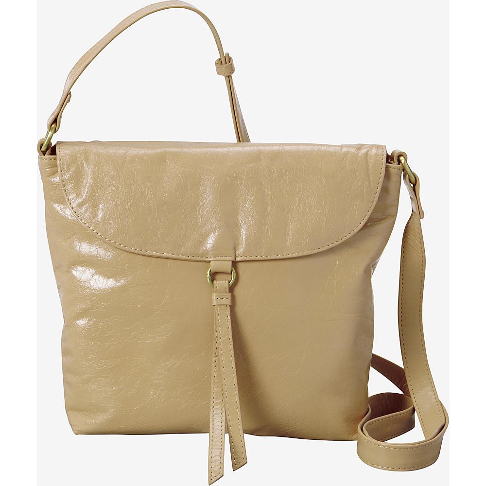Latico Leathers Sky Crossbody Bag Almond - Latico Leathers Leather Handbags - Handbags, Leather Handbags