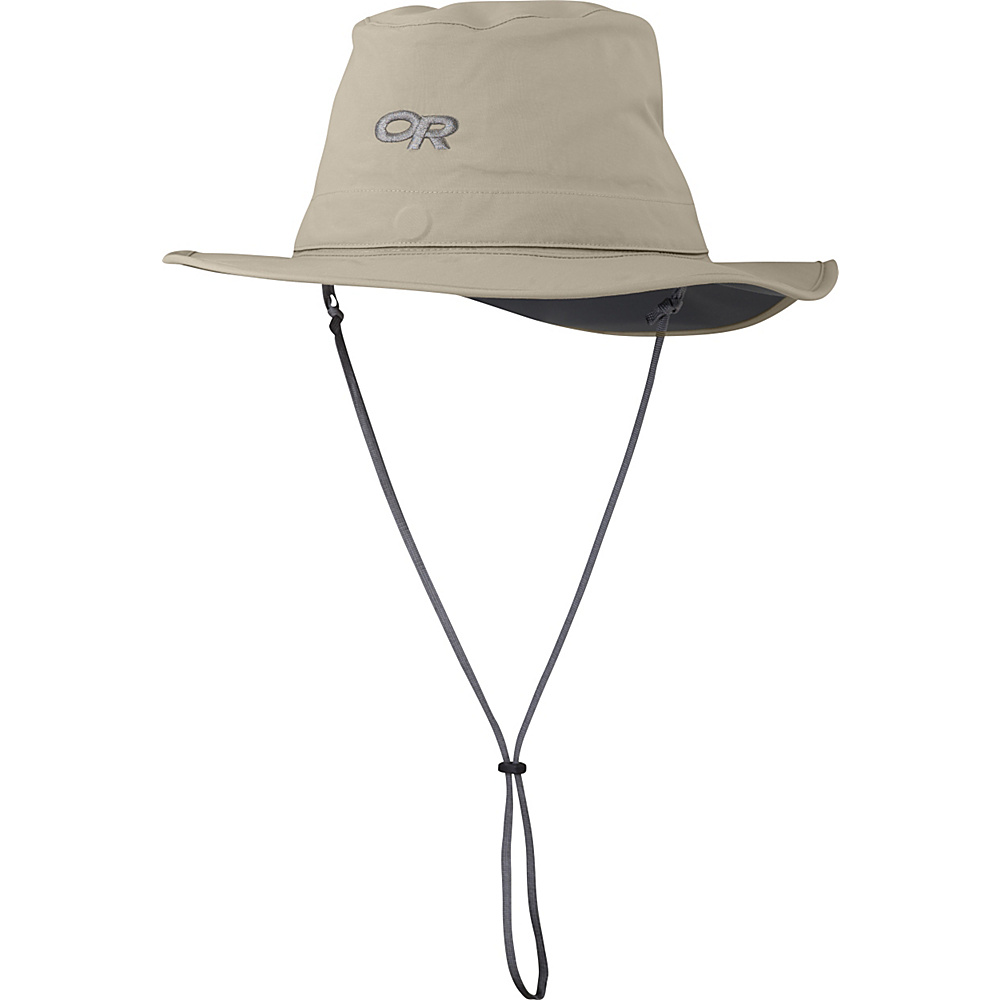 Outdoor Research Ghost Rain XL - Khaki - Outdoor Research Hats/Gloves/Scarves - Fashion Accessories, Hats/Gloves/Scarves