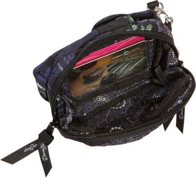 Donna Sharp Cell Phone Purse Quilted 8 Colors Cross Body