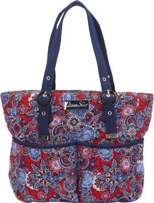 Donna Sharp Elaina Bag Quilted 2 Colors Shoulder Bag New