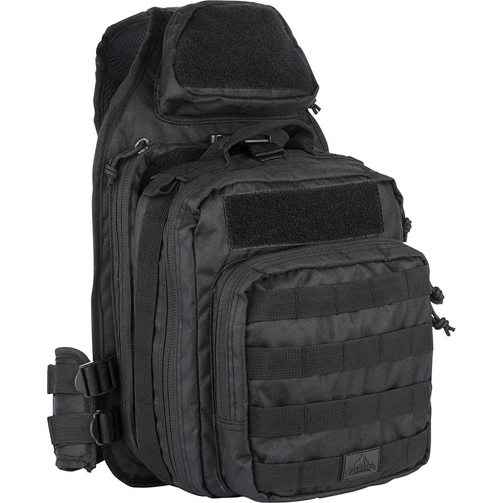 Red Rock Outdoor Gear Recon Sling Bag Black - Red Rock Outdoor Gear Tactical