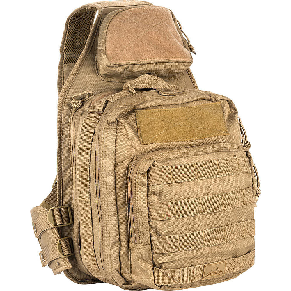 Red Rock Outdoor Gear Recon Sling Bag Coyote Tan Red Rock Outdoor Gear Tactical
