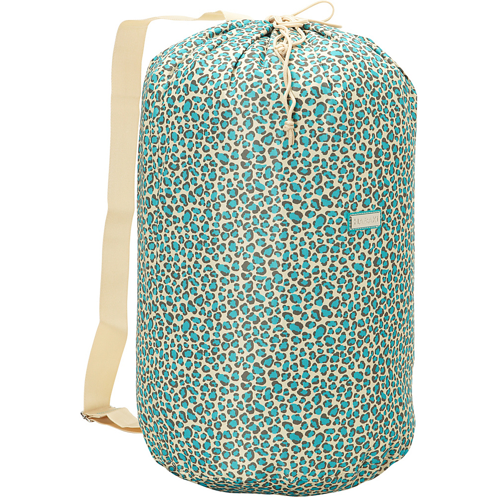 Hadaki Laundry Bag Primavera Cheetah - Hadaki Packable Bags - Travel Accessories, Packable Bags