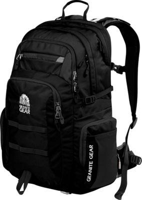 Granite Gear Superior Laptop Backpack Black - Granite Gear Business & Laptop Backpacks