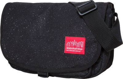 Manhattan Portage Midnight Sohobo (SM) Black - Manhattan Portage Messenger Bags