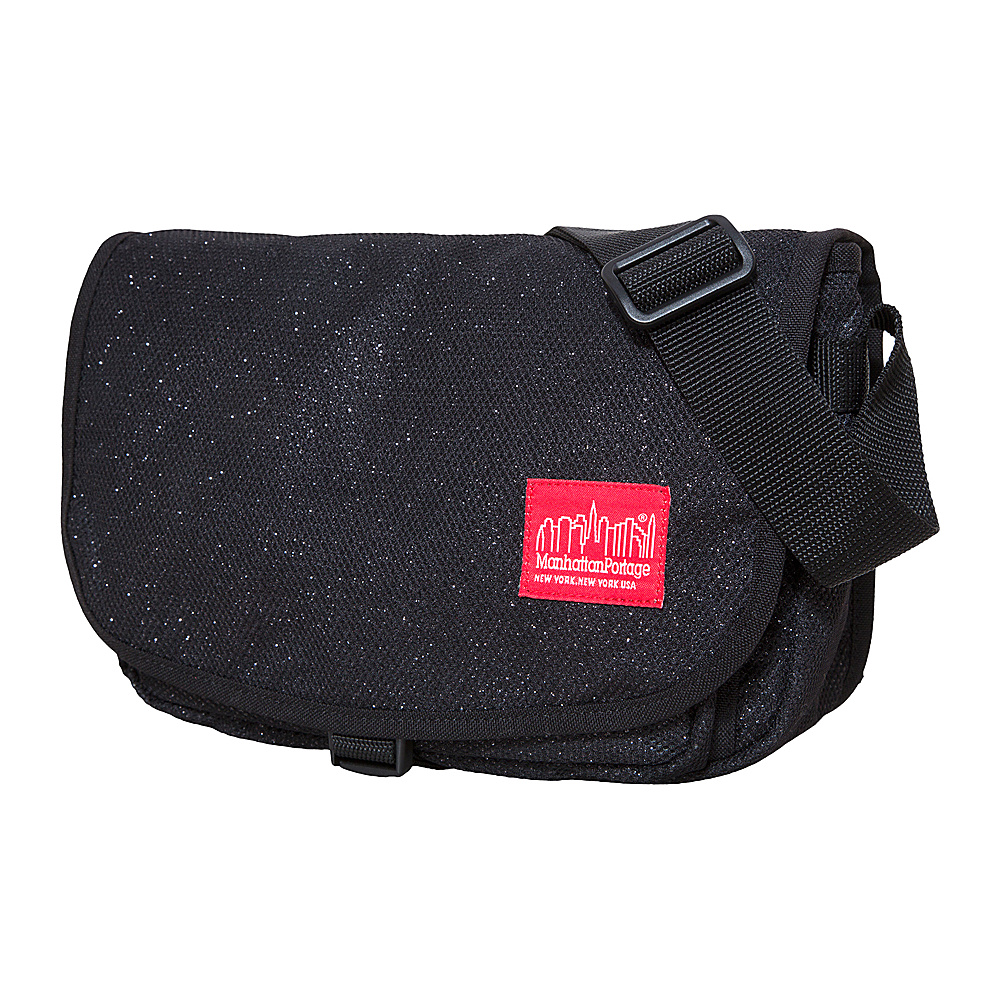 Manhattan Portage Midnight Sohobo (SM) Black - Manhattan Portage Messenger Bags - Work Bags & Briefcases, Messenger Bags