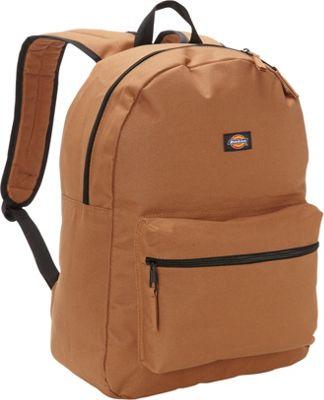 Dickies Student Backpack Duck Brown - Dickies Everyday Backpacks