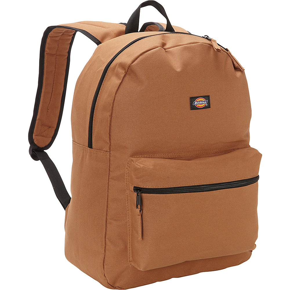 Dickies Student Backpack Duck Brown Dickies Everyday Backpacks