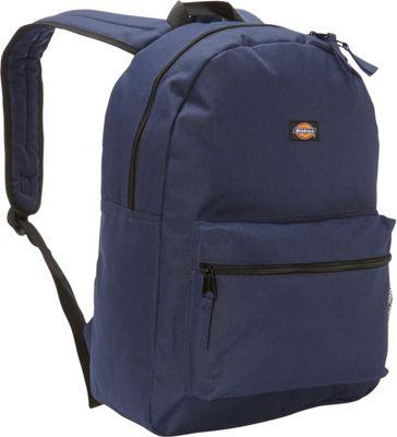 Dickies Student Backpack Navy - Dickies Everyday Backpacks