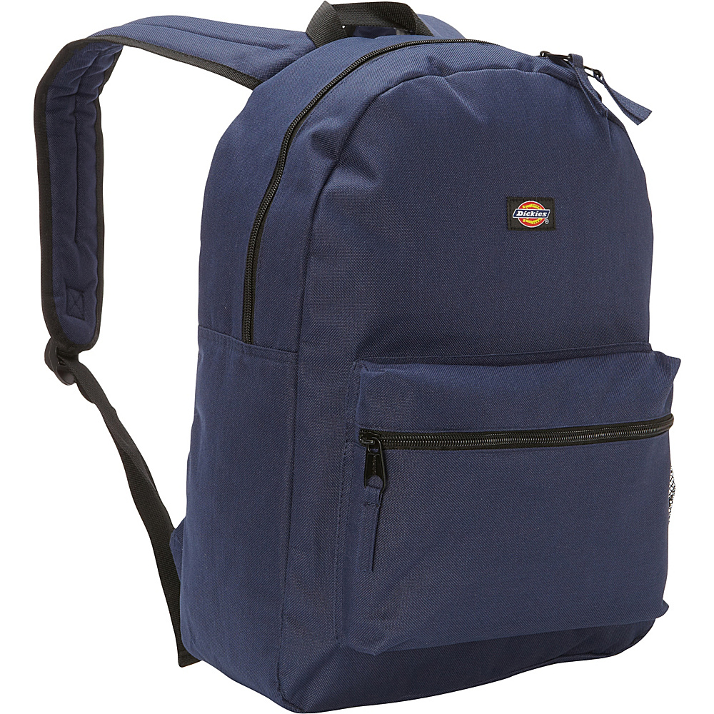 Dickies Student Backpack Navy Dickies Everyday Backpacks