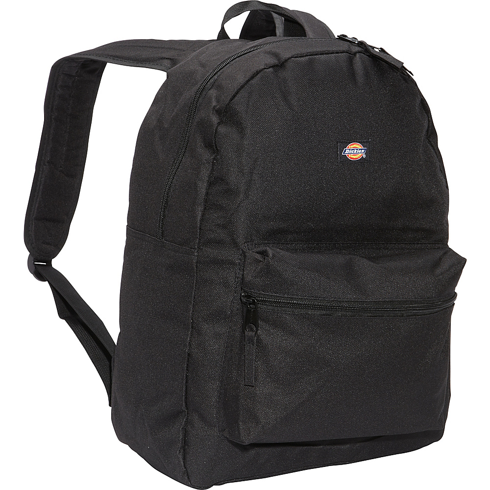 Dickies Student Backpack Black Dickies Everyday Backpacks