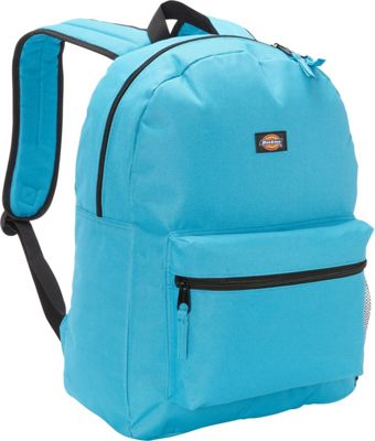 Dickies Student Backpack Turq - Dickies Everyday Backpacks