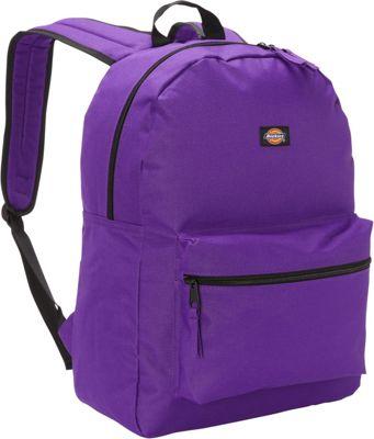 Dickies Student Backpack Grape - Dickies Everyday Backpacks