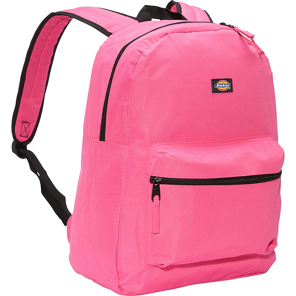 Dickies Student Backpack Shocking Pink Ripstop Dickies Everyday Backpacks