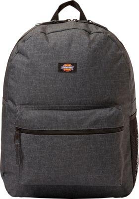 Dickies Student Backpack Charcoal Heather - Dickies Everyday Backpacks