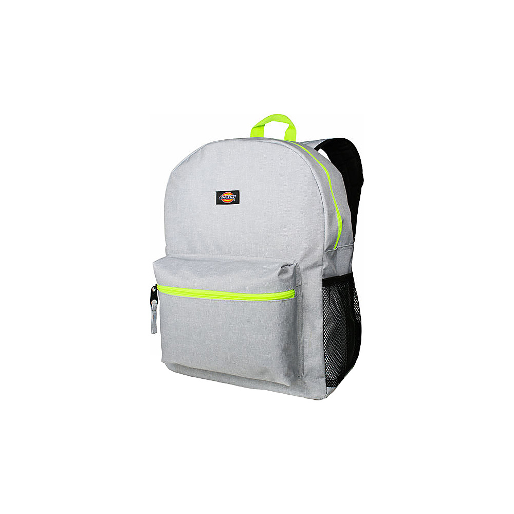Dickies Student Backpack GREY HEATHER Dickies Everyday Backpacks