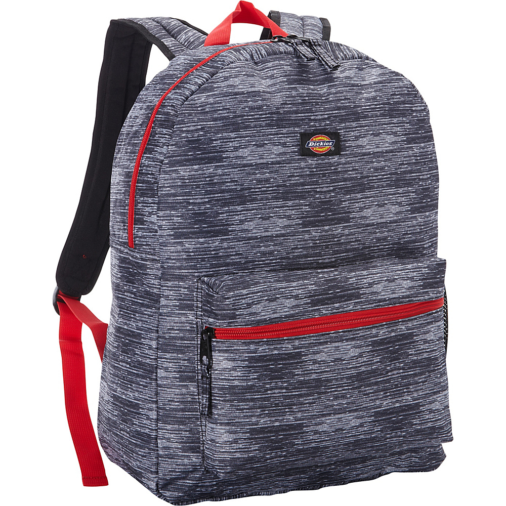 Dickies Student Backpack BLACK amp; WHITE VARIEGATED Dickies Everyday Backpacks