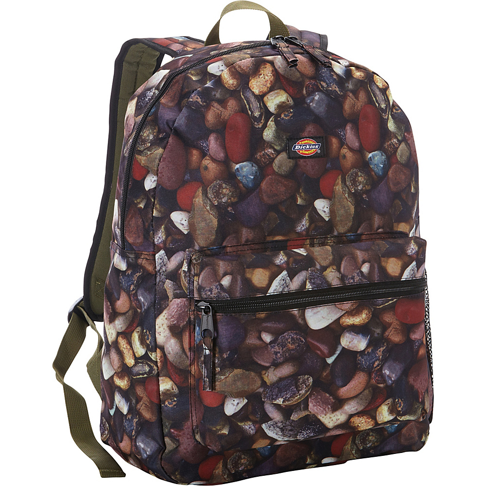 Dickies Student Backpack RIVER ROCK PRINT Dickies Everyday Backpacks