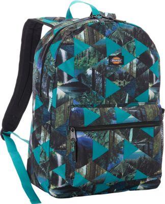 Dickies Student Backpack NORTHWEST TRIANGLE PRINT - Dickies Everyday Backpacks