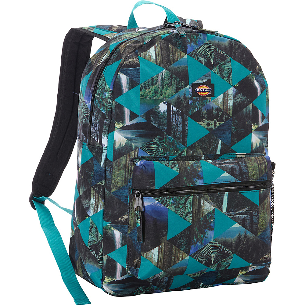 Dickies Student Backpack NORTHWEST TRIANGLE PRINT Dickies Everyday Backpacks