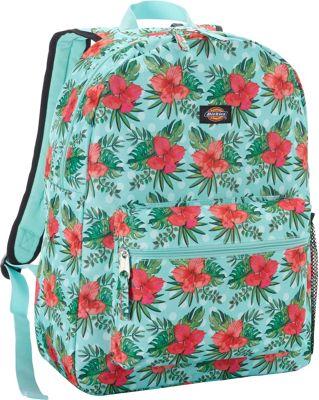 Dickies Student Backpack Tropical Dot Print - Dickies Everyday Backpacks