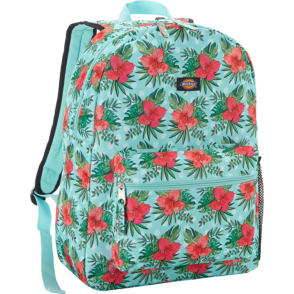 Dickies Student Backpack Tropical Dot Print Dickies Everyday Backpacks
